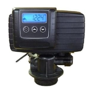 5600 sxt, fleck valve, metered valve, softener head, water softener controller