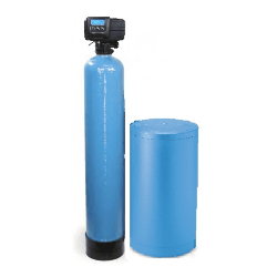 Water softener, smell & iron filter all in one system