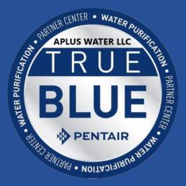 true blue blue